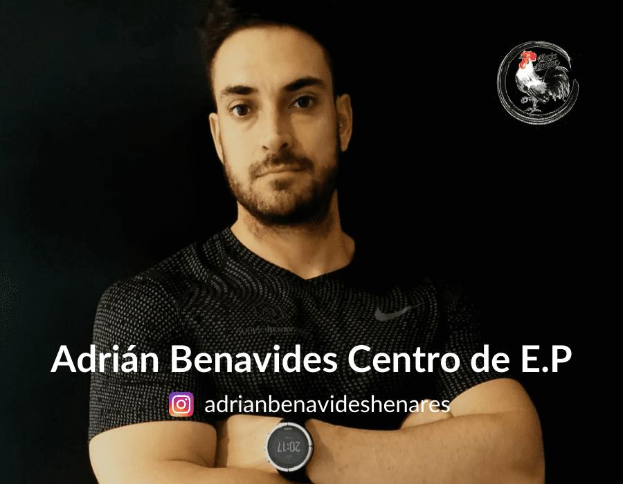 Adrian Benavides