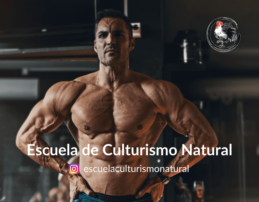 Escuela Culturismo Natural