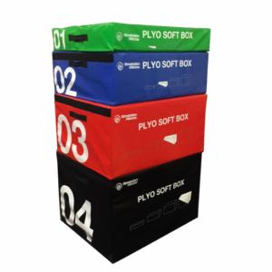 juego plybox (15-30-45 y 60cm) FOAM