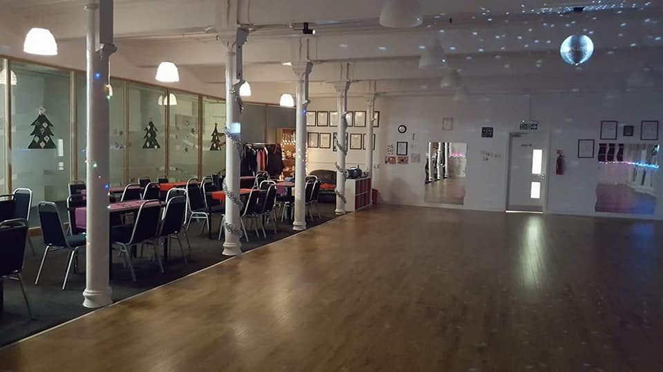 Ballroom to hire keighley parties