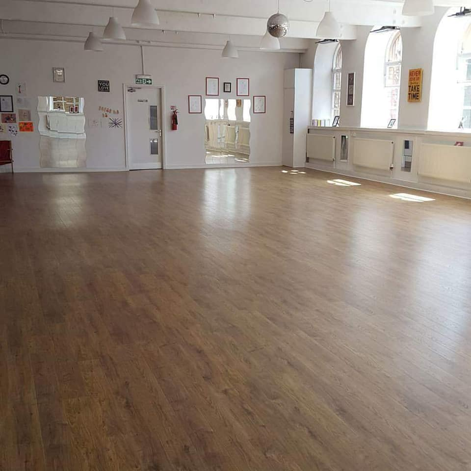 Ballroom to hire keighley