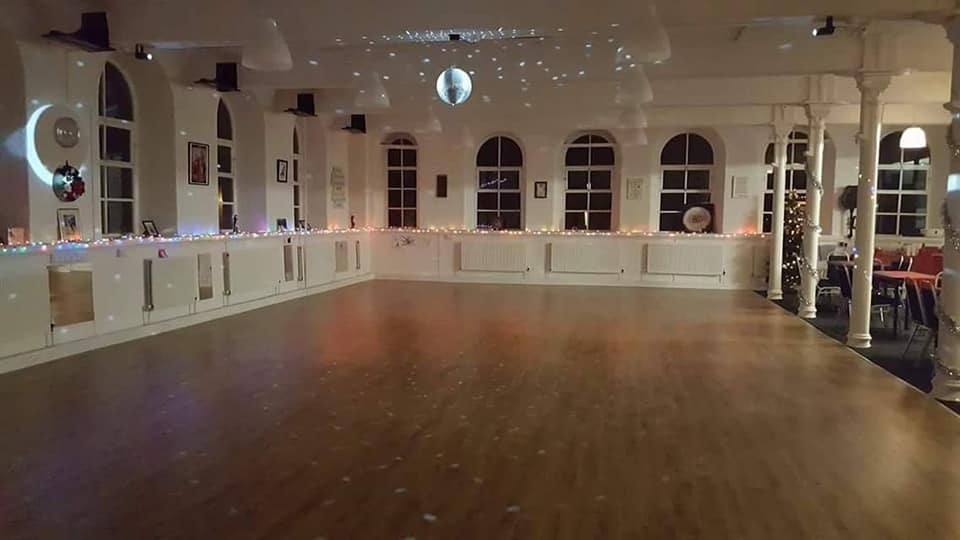Party room to hire keighley