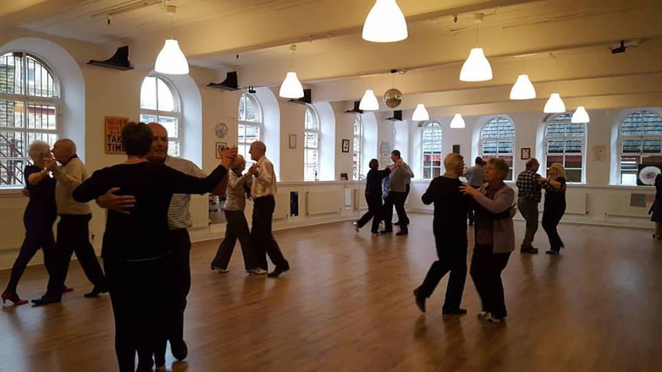 adult dance class Keighley