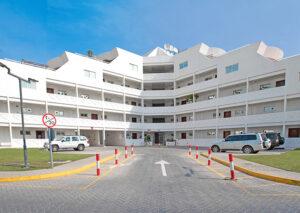 Al Garhoud Complex