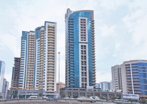 Latifa Tower