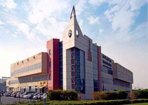 Al Quoz commercial building