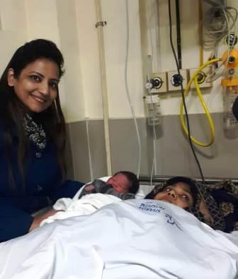 शारदा हॉस्पिटल में बाँझपन का आधुनिकतम तकनीकों द्वारा उपचार शुरू