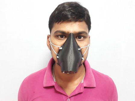 COVID-19 Protection Equipments by NIET, Greater NOIDA