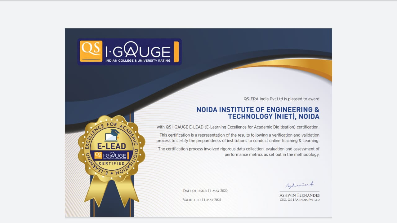 Remove term: #Noida Institute of Engineering & technology #Noida Institute of Engineering & technologyRemove term: Greater Noida Greater NoidaRemove term: #Union Human Resource Development #Union Human Resource DevelopmentRemove term: #AKTU #AKTU