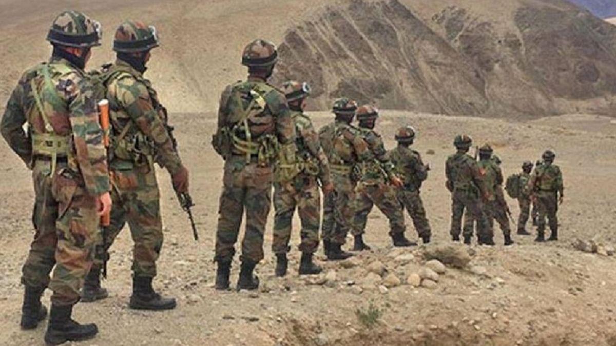 भारत और चीन के बीच लद्दाख सीमा पर गलवान घाटी के पास दोनों सेनाओं के बीच सोमवार देर रात झड़प