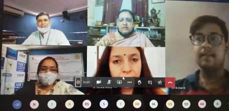 एनआईईटी में एंटीबॉयटिक प्रतिरोध- कारण एवं डिजिटल भारत में भविष्य की चुनौतियां
