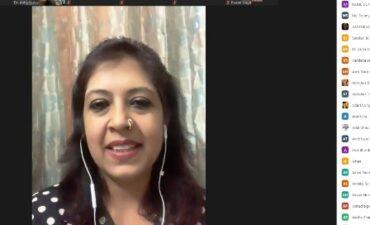 """लॉयड ग्रुप ऑफ इंस्टीट्यूशंस में ऑनलाइन """"भारत में महिला उपलब्धि: दुर्गा नवरात्रि 2020"""" का उत्सव का आयोजन"""