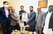 नोएडा विधायक पंकज सिंह ने जीएनआईओटी में शिक्षक संपर्क समारोह में की शिक्षको के हित की बात