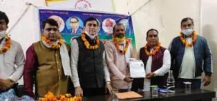 -जिले में मिहिर सेना का विस्तार, रविन्द्र सिंह को जिलाध्यक्ष की मिली जिम्मेदारी