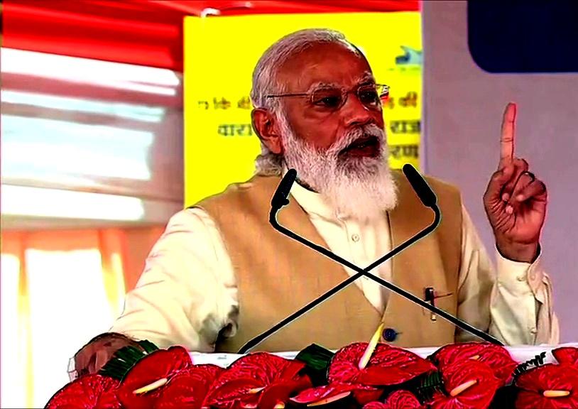 काशी की धरती से प्रधानमंत्री ने देश के किसानों को साधा, मंडियां और MSP को नहीं हटाएंगे-मोदी