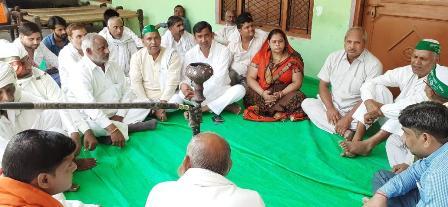किसान आंदोलन के समर्थन में कल दिल्ली कूच करेगा किसान एकता संघ :