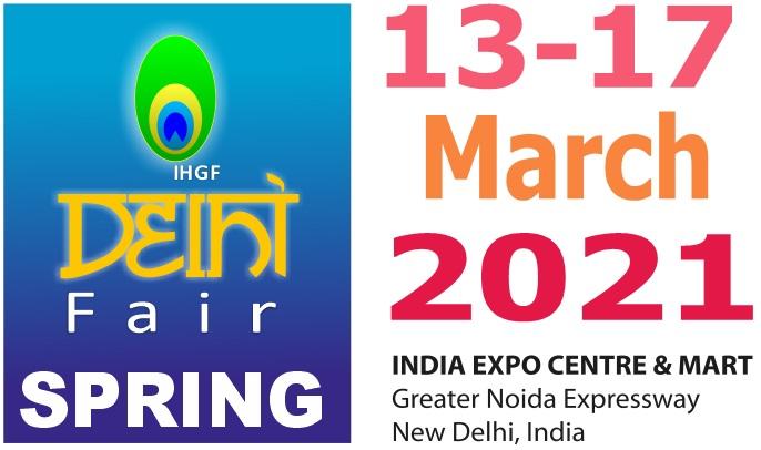 51st EDITION OF IHGF –DELHI FAIR SPRING'2021, 13-17 MARCH'2021, INDIA EXPO CENTRE, GREATER NOIDA