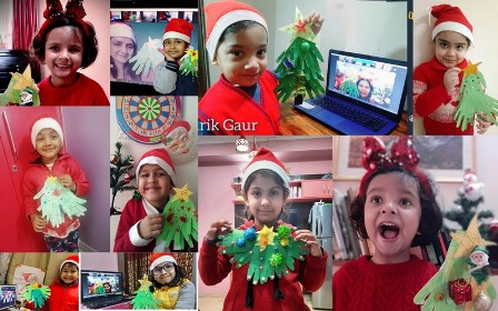 Ryan International School, Christmas – A Season of delight, liveliness & contentment