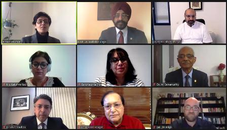 "Amity University organized Europe focussed Global Indians Symposium on theme ""Global Indians towards Worlds Growth Story"""