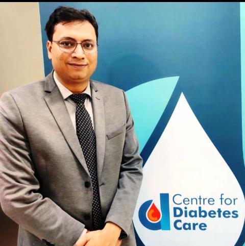 डॉ. अमित गुप्ता ,Dr. Amit Gupta received fellowship from American College of Endocrinologyअमेरिकन डायबिटीज एसोसिएशन एडवाइजरी बोर्ड सदस्य मनोनीत