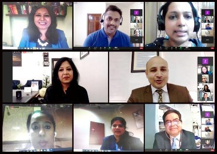 लॉयड बिजनेस स्कूल, ग्रेटर नोएडा में एच.आर. कॉन्क्लेव 4.0 का आयोजन प्रबंधन के चुनौतियों पर हुई चर्चा