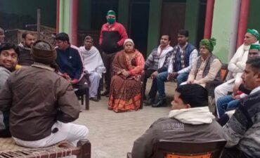 मुख्यमंत्री के घेराव व ट्रैक्टर परेड़ को लेकर प्रशासन में हड़कम्प किसान नेताओं से संर्पक कर वार्ता करने में जुटे अधिकारी