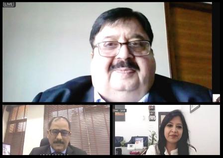 लॉयड फार्मेसी में शिक्षक विकास कार्यक्रम, डॉ.बी. सुरेश, अध्यक्ष, फार्मेसी काउंसिल ऑफ इंडिया ऑनलाइन सत्र को किया संबोधित