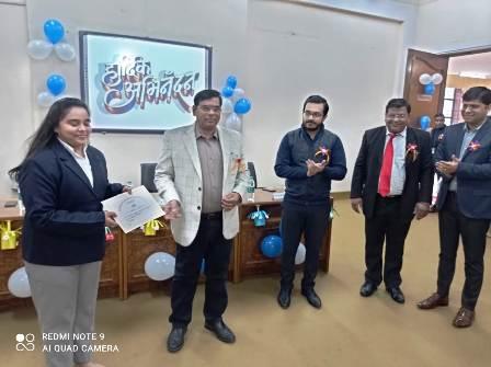 मंगलमय संस्थान में शिक्षा विभाग में शिक्षण सत्र के शुभारम्भ पर ओरिएंटेशन कार्यक्रम का हुआ आयोजन
