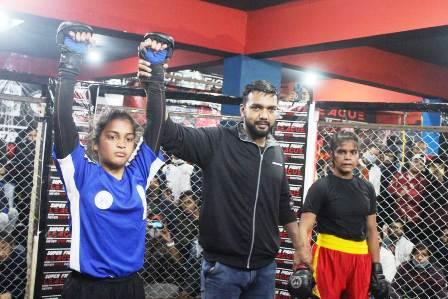 ब्रिगेड मार्शल आर्ट्स अकादमी–इंडिया के बच्चों ने जीते आठ स्वर्ण पदक