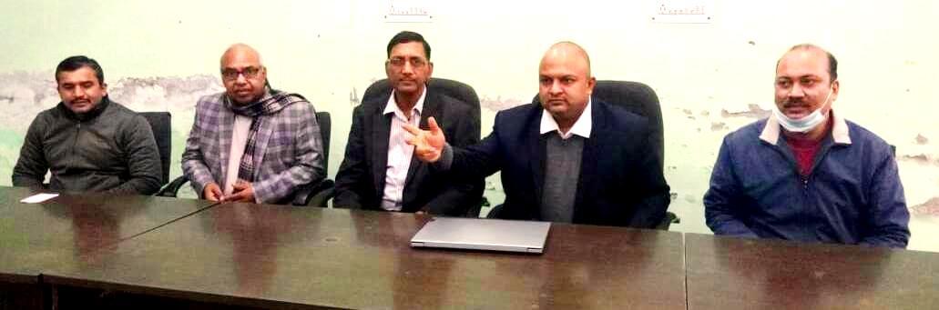 समर्थ भारत युवाओं के लिए 9 जनवरी को ग्रेनो में लगा रहा है रोजगार शिविर,कई कंपनियां युवाओं को देगीं रोजगार