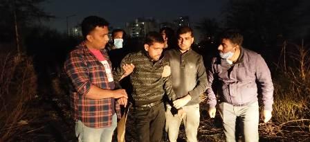 पूर्व मुख्यमंत्री के चचेरे भाई व भाभी के हत्याकांड से पुलिस ने उठाया पर्दा