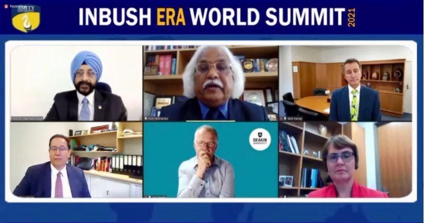 Asia's largest International Business Summit– INBUSH ERA 2021