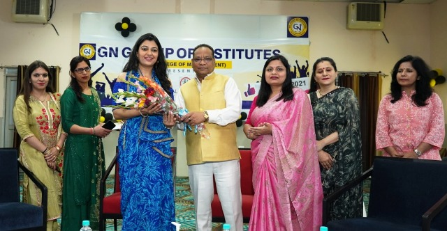 जीएन ग्रुप ऑफ इंस्टीट्यूट्स में महिला दिवस कार्यक्रम आयोजित
