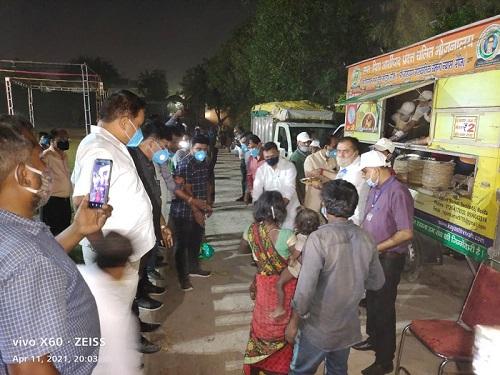 पंकज सिंह ने झुग्गी में लगी आग पर जताया दुख, सहायता के लिए सामाजिक संगठनों से की अपील