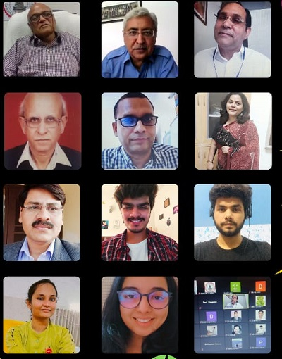 GBU organized a national webinar on World Environment Day, speakers expressed their views on the environment