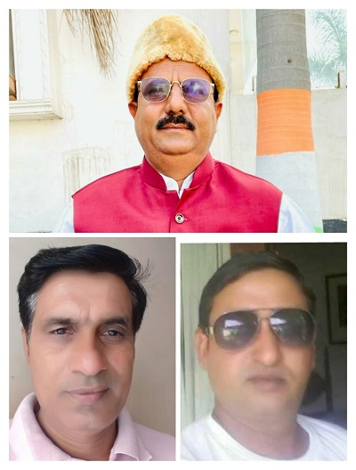 UP Election/Mihir Sena will contest all the three Vidhan Sabha elections, Rohtash Chaudhary from Noida, Chaman from Dadri and Lokesh Pandit from Jewar