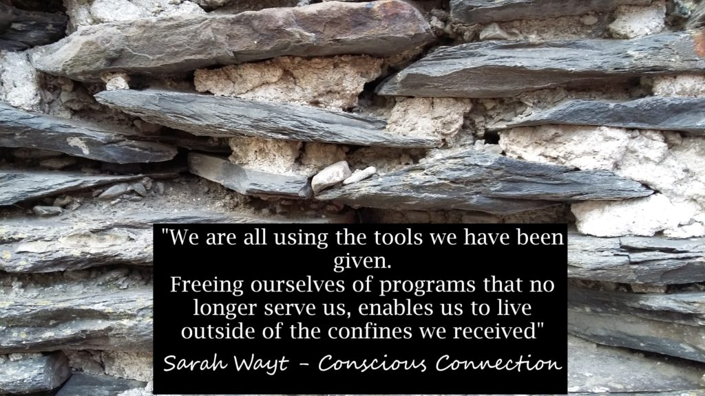 we are all using the tools we have been given