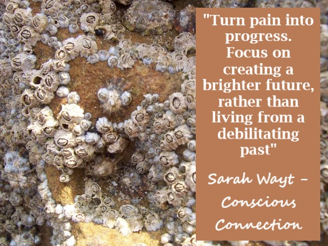turn pain into progress