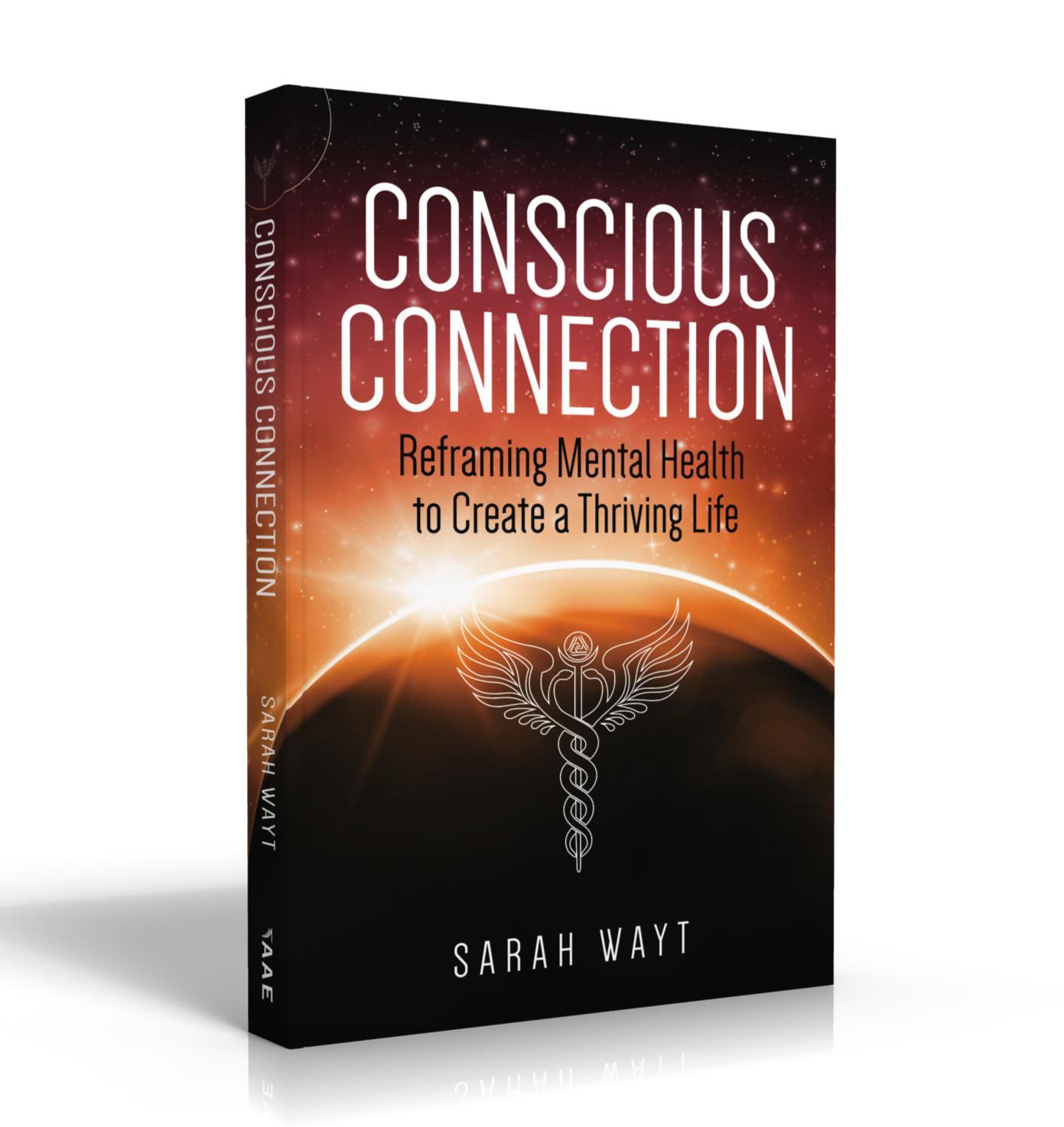 conscious connection book 1 cover