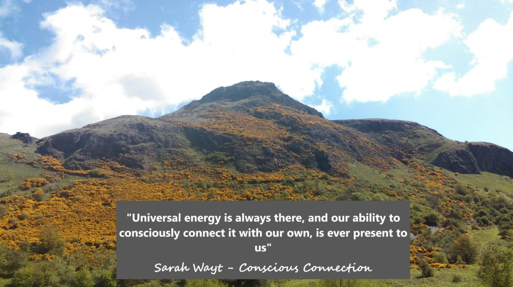 universal energy is always there