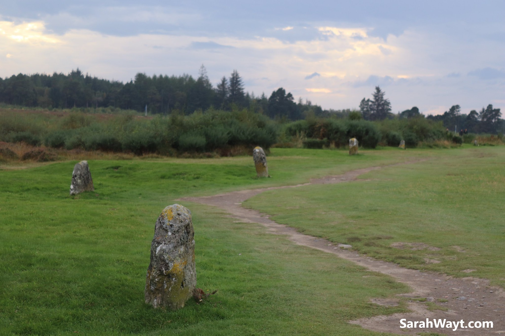 SeeR call to Culloden. Spirit calls and we answer