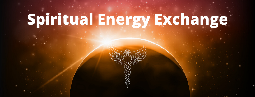 The spiritual energy exchange (SEE) main header for all posts