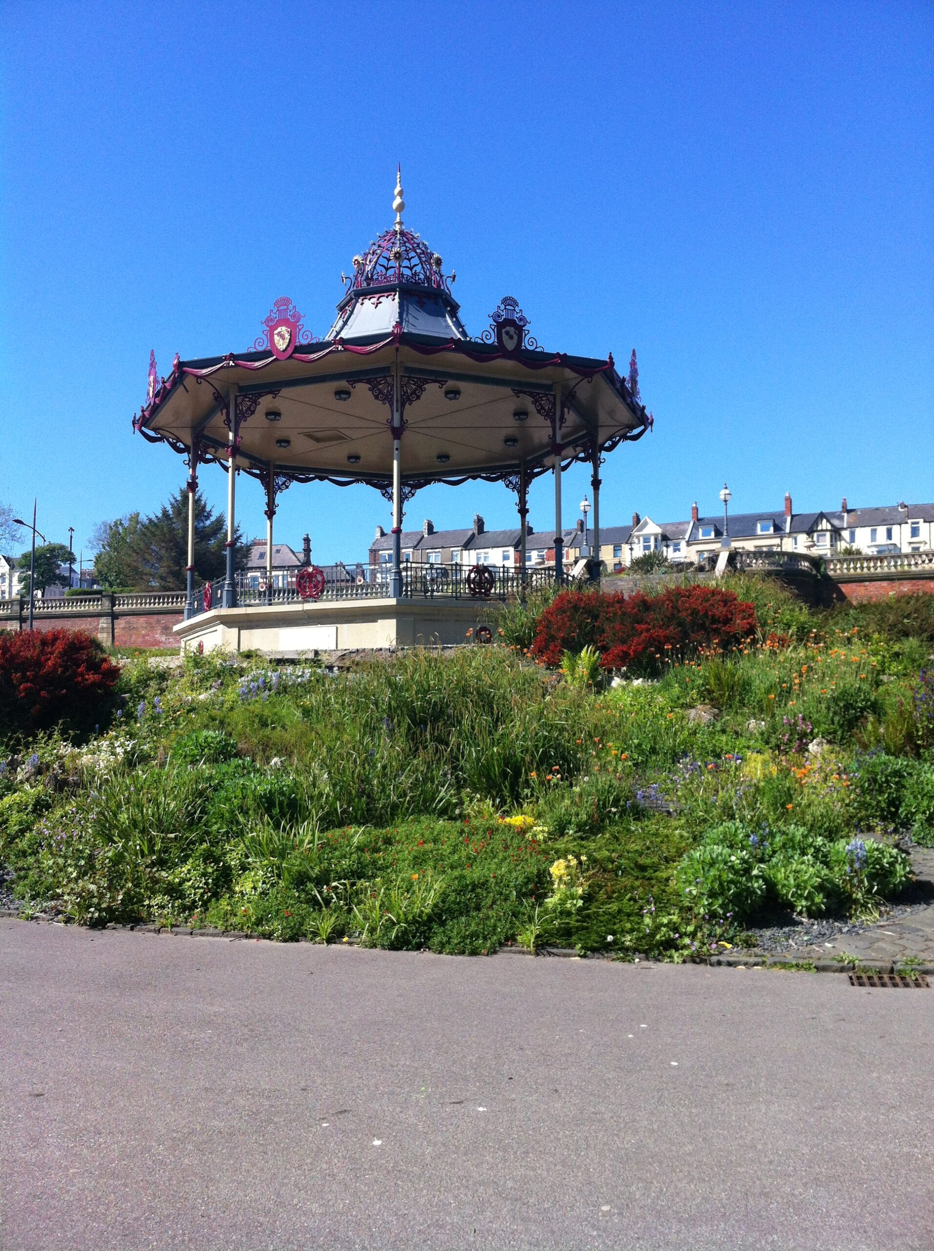 South Marine Park Bandstand