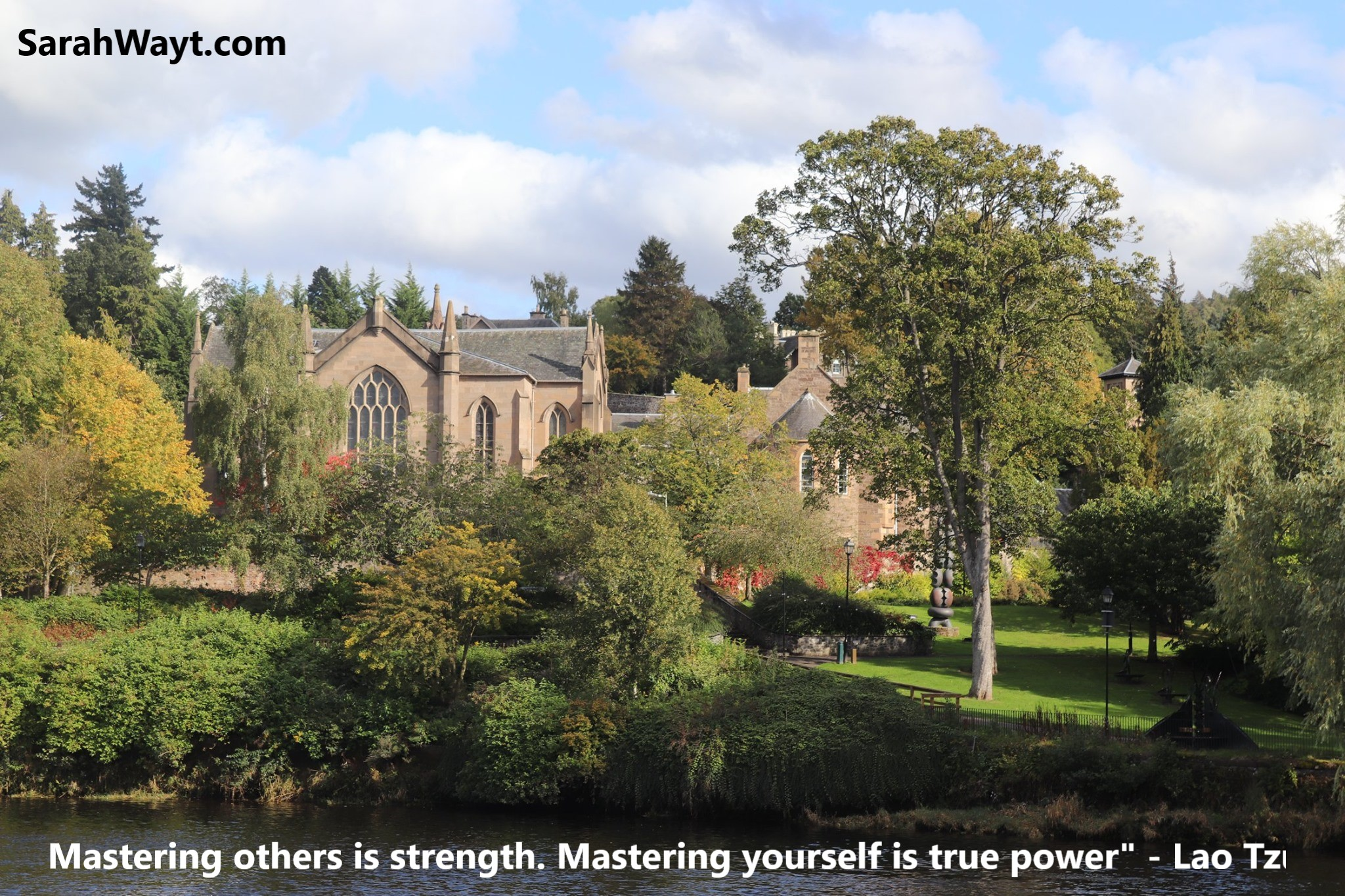 mastering others is strength. mastering yourself is true power lao tzu