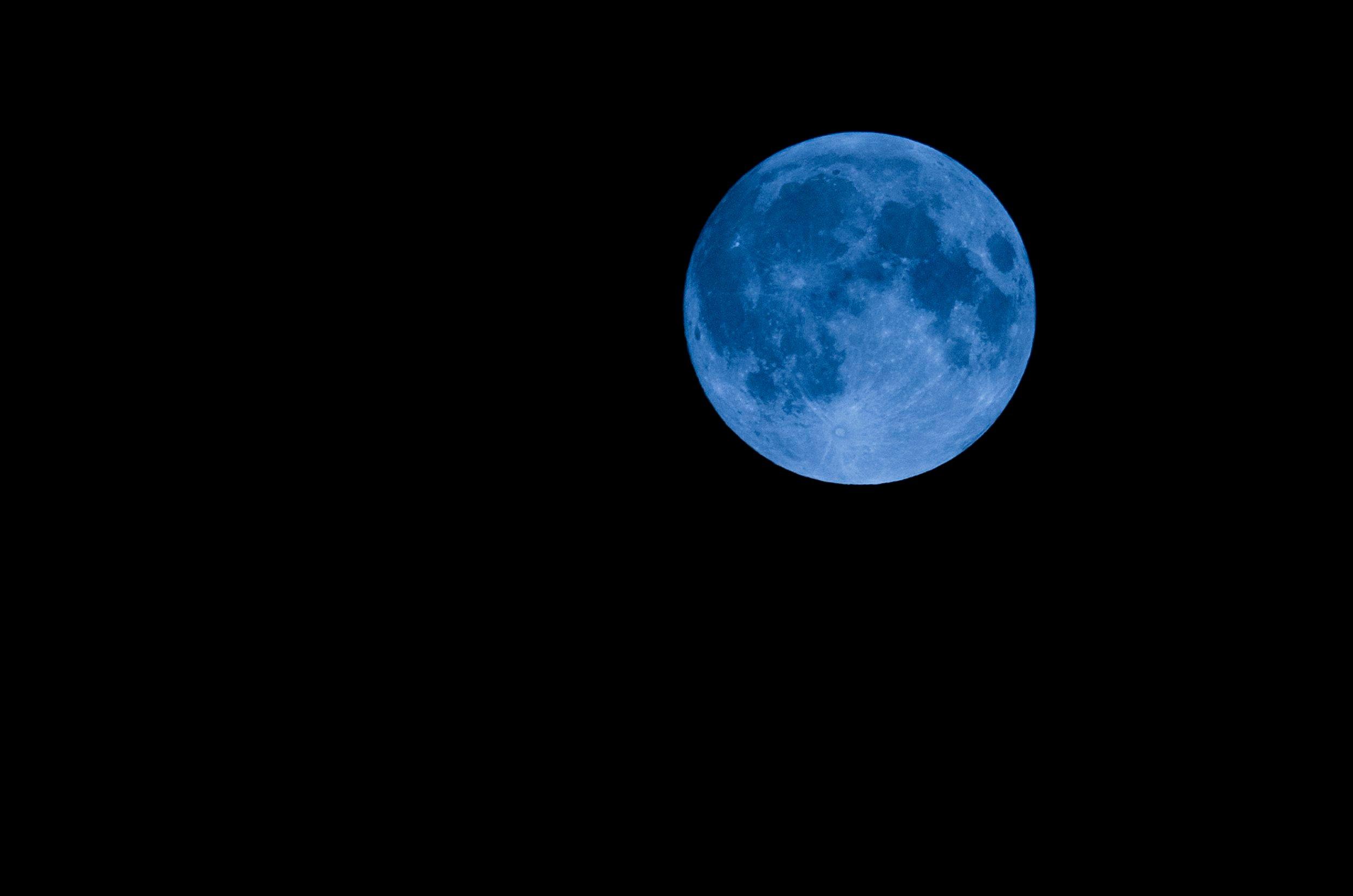 Astrology blue moon