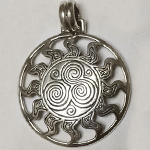 celtic sun symbol