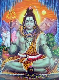 Crown chakra shiva
