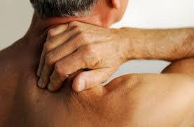 aroma neck massage