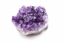 amethyst cleaning bed