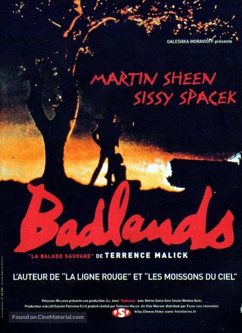 Badlands - 1973